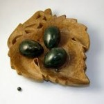 нефритовое вагинальное яичко для йони для женщин из нефрита
